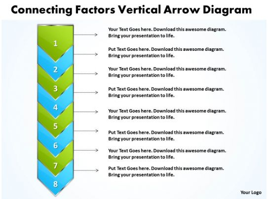 input diagram template l5 30p to l14 30r wiring business powerpoint templates connecting factors vertical arrow sales ppt slides 8 ...