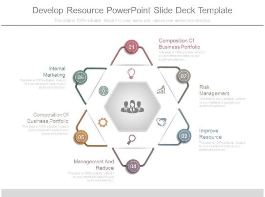 Develop Resource Powerpoint Slide Deck Template