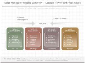 Different Sales Management Roles Sample Ppt Diagram Powerpoint Presentation | PowerPoint Slide
