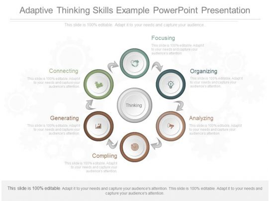 Pptx Adaptive Thinking Skills Example Powerpoint Presentation
