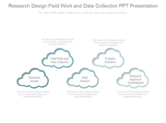 Research Design Field Work And Data Collection Ppt