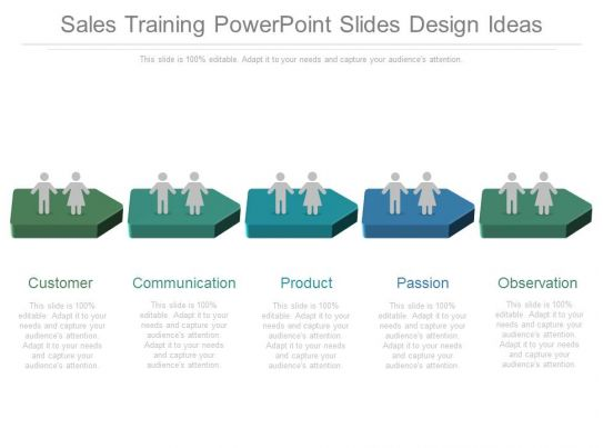 training template powerpoint