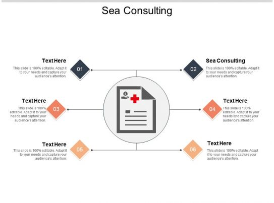 Sea Consulting Ppt Powerpoint Presentation Model Graphics
