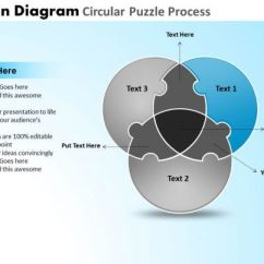 Venn Diagram Puzzles Water Pump Pressure Control Switch Wiring Circular Puzzle Process Powerpoint Slides And Ppt Templates Db Slide08