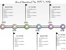 1113 Business Ppt Diagram Annual Operational Plan 2013 To