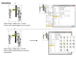 3d Men Confused In Two Options Ppt Graphics Icons
