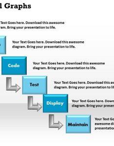 Waterfall chart in powerpoint slide slide slide also presentation rh slideteam