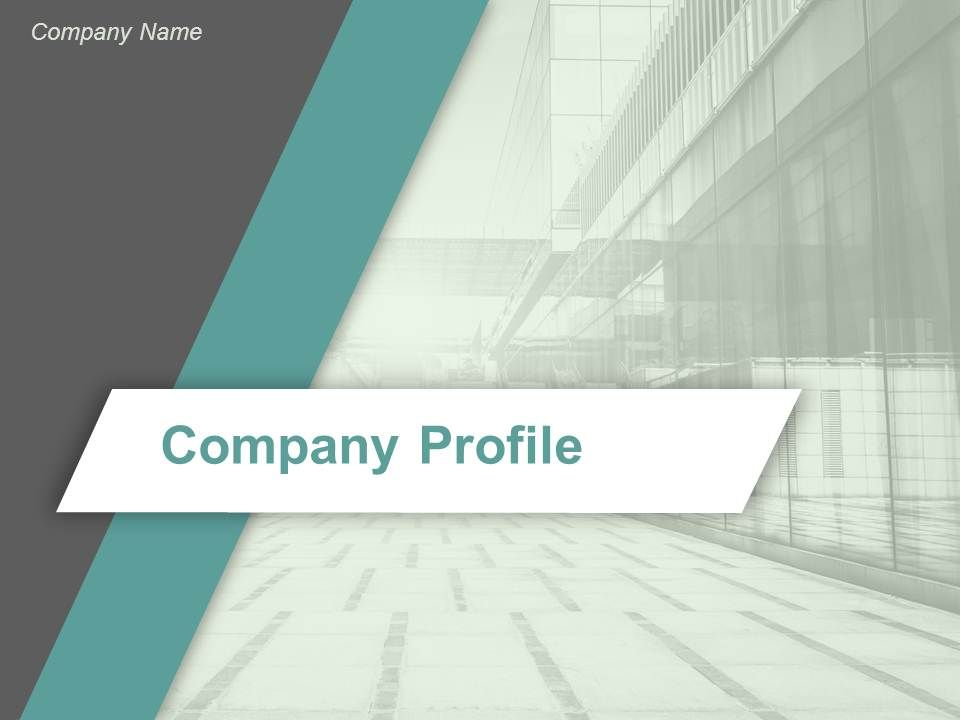 Company Profile Powerpoint Presentation Slides | Presentation ...