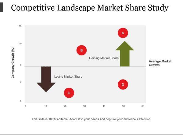 competitive landscape market share