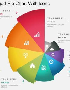 Fp nine staged pie chart with icons powerpoint template slide slide also rh slideteam