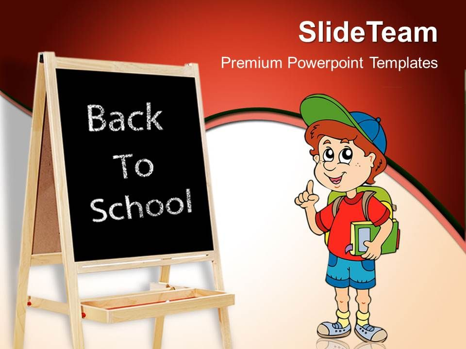 Powerpoint Training Templates Back To School Education Success Ppt Theme Presentation
