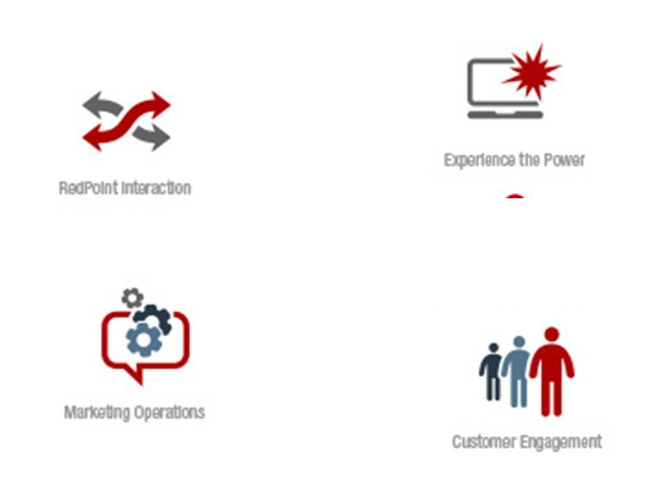 Redpoint Interaction Experience The Power Marketing