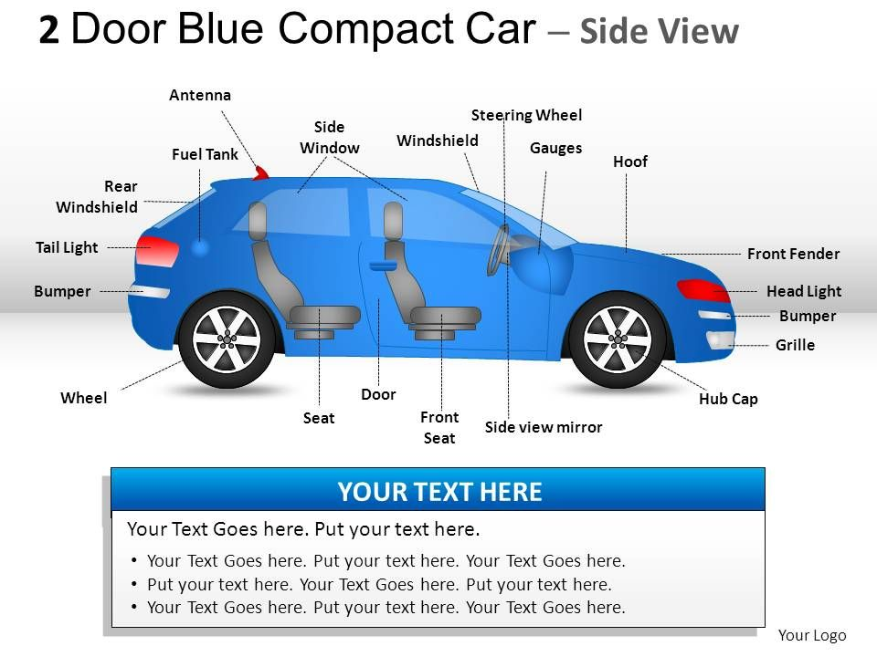 Car Door Diagram
