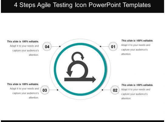 43532683 Style Circular Loop 4 Piece Powerpoint