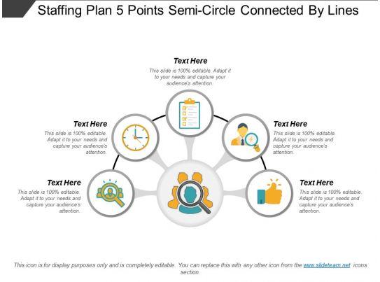 10209490 Style Circular Semi 5 Piece Powerpoint