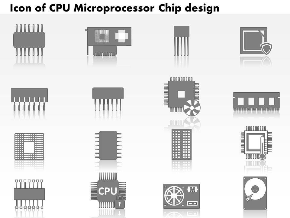 75541071 Style Technology 1 Microprocessor 1 Piece