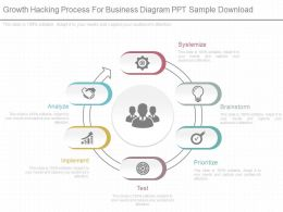 Growth Hacking Strategy PowerPoint Templates, Presentation