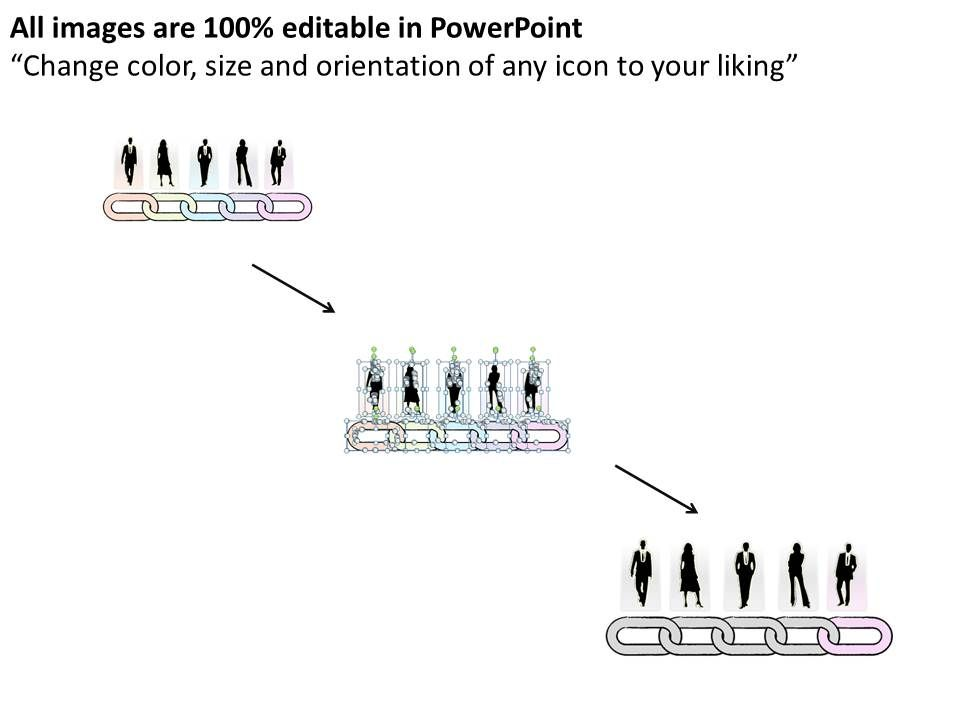 0314 Business Ppt Diagram Business Value Chain Diagram