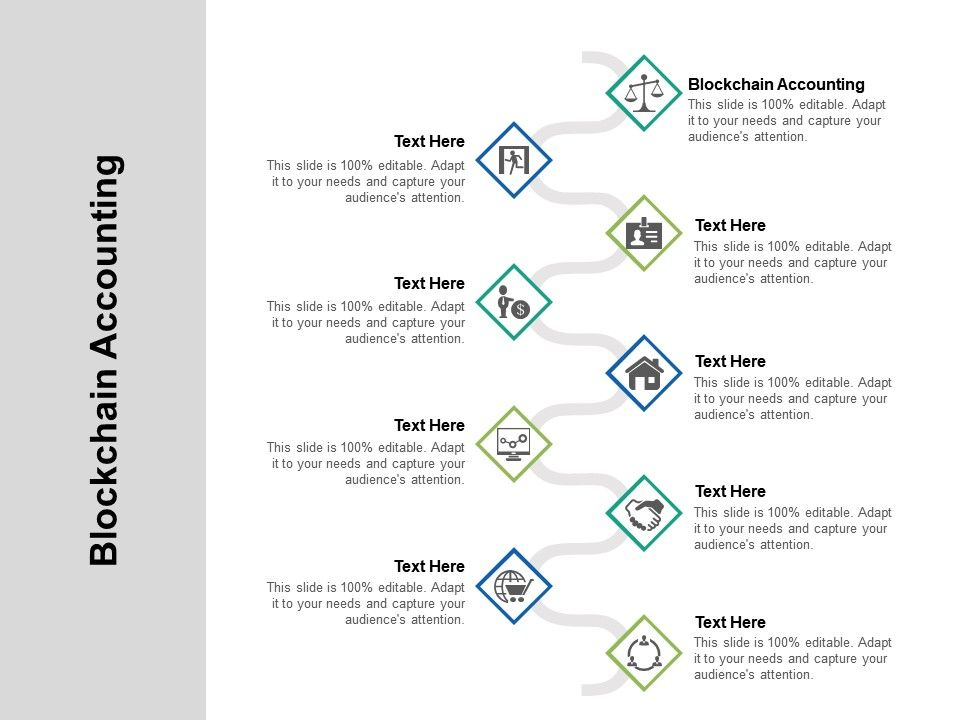 Blockchain Accounting Ppt Powerpoint Presentation Styles