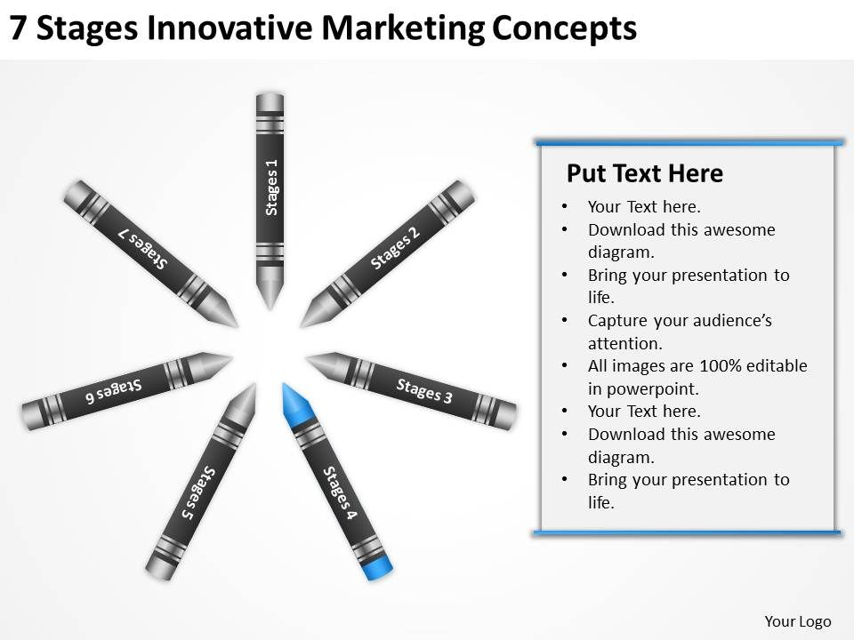 Business Analyst Diagrams Marketing Concepts Powerpoint
