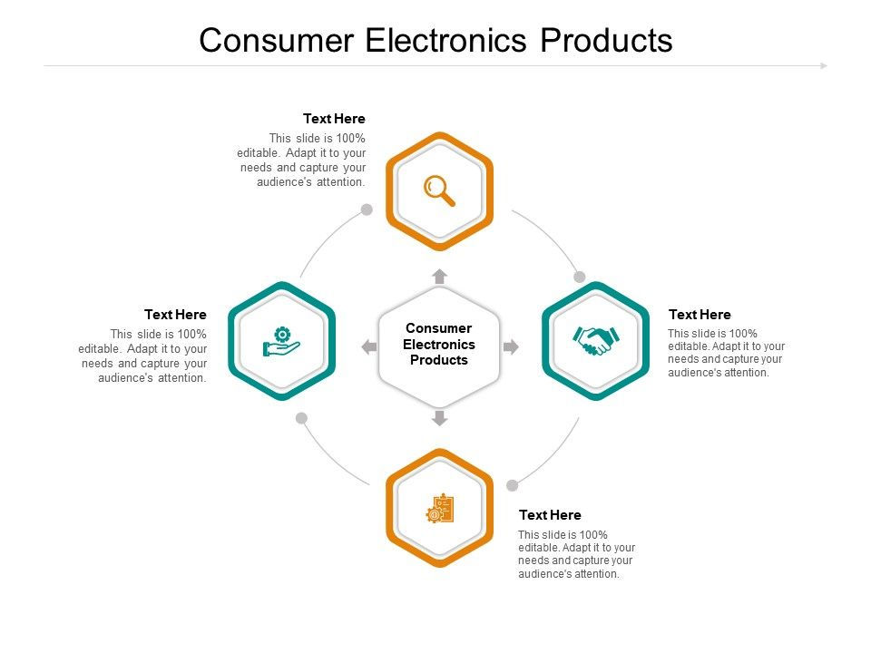 Consumer Electronics Products Ppt Powerpoint Presentation