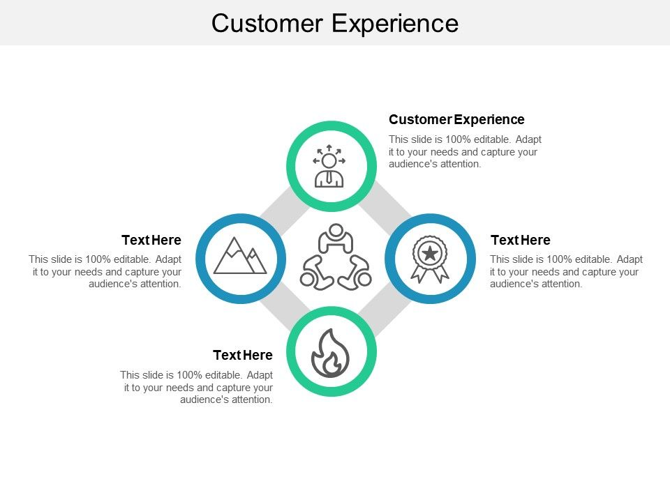 Customer Experience Ppt Powerpoint Presentation Styles