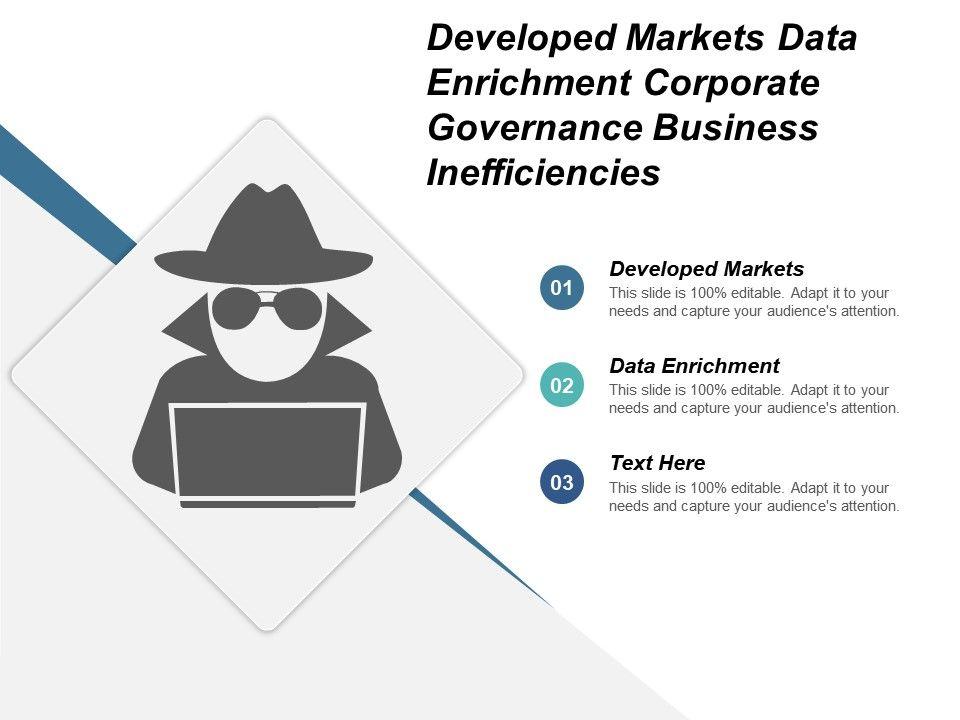 Developed Markets Data Enrichment Corporate Governance