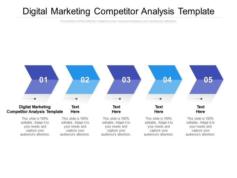 This helps you identify opportunities. Digital Marketing Competitor Analysis Template Ppt Powerpoint Presentation File Slide Download Cpb Powerpoint Slides Diagrams Themes For Ppt Presentations Graphic Ideas