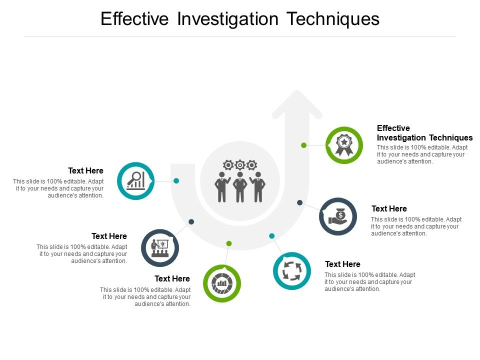 Effective Investigation Techniques Ppt Powerpoint