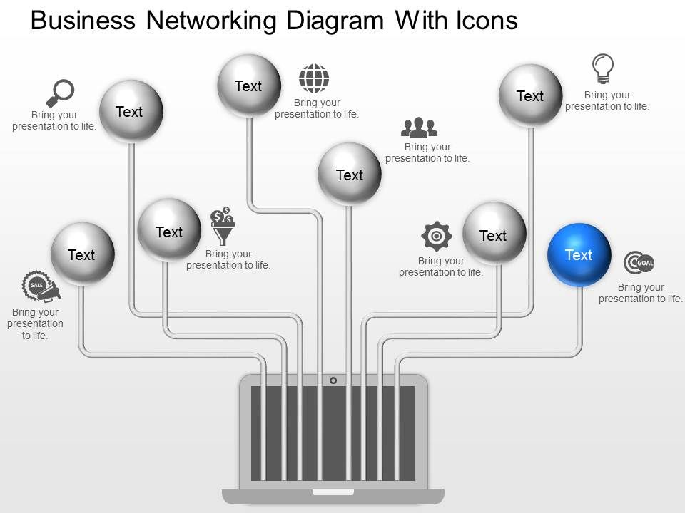 fh business networking diagram