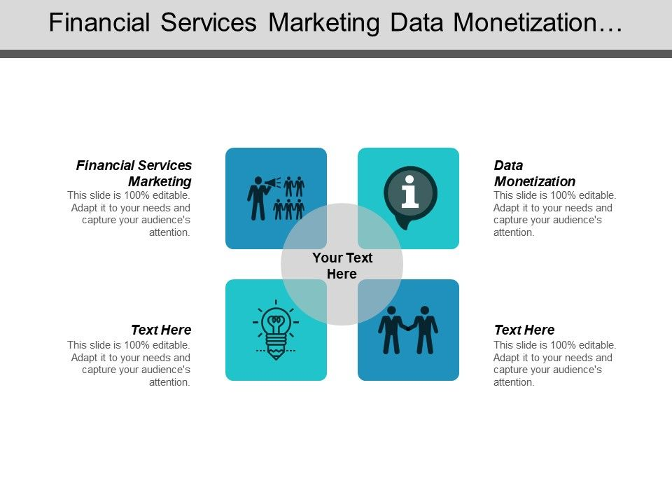 Financial Services Marketing Data Monetization Banking Operations Strategy Cpb   Presentation PowerPoint Diagrams   PPT Sample Presentations   PPT ...