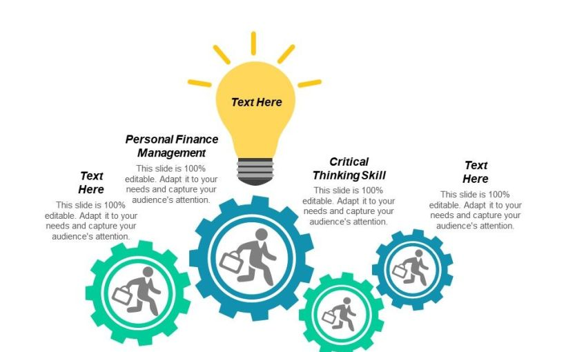 Personal Finance Management Critical Thinking Skill Negotiation Management Cpb Powerpoi