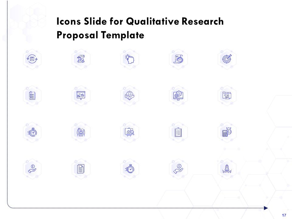 Qualitative Research Proposal Template Powerpoint