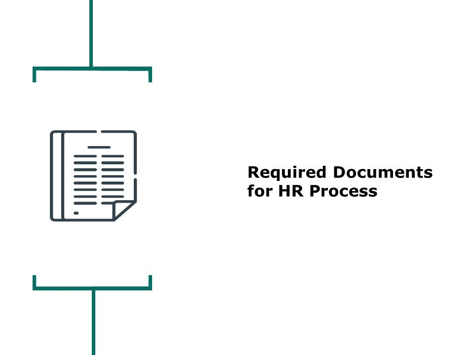 Required Documents For Hr Process Ppt Powerpoint