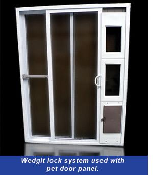 Wedgit Sliding Glass Door Lock Products