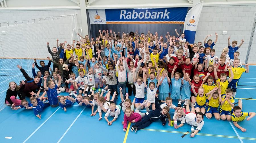 Rabobank Schoolvolleybaltoernooi