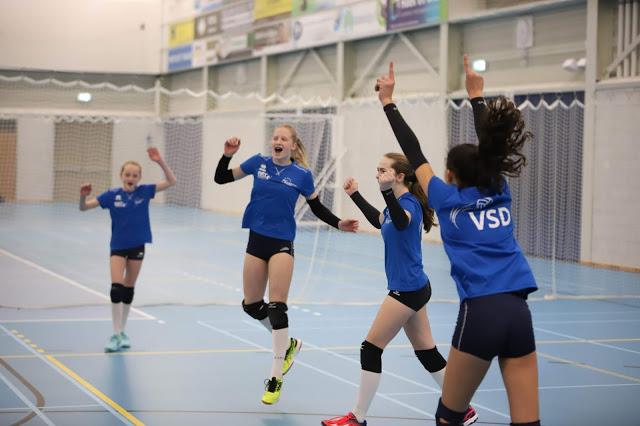 Volleybalschool Drechtsteden
