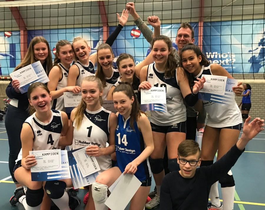 Zaterdag: Sliedrecht Sport met 2 teams in NGJK