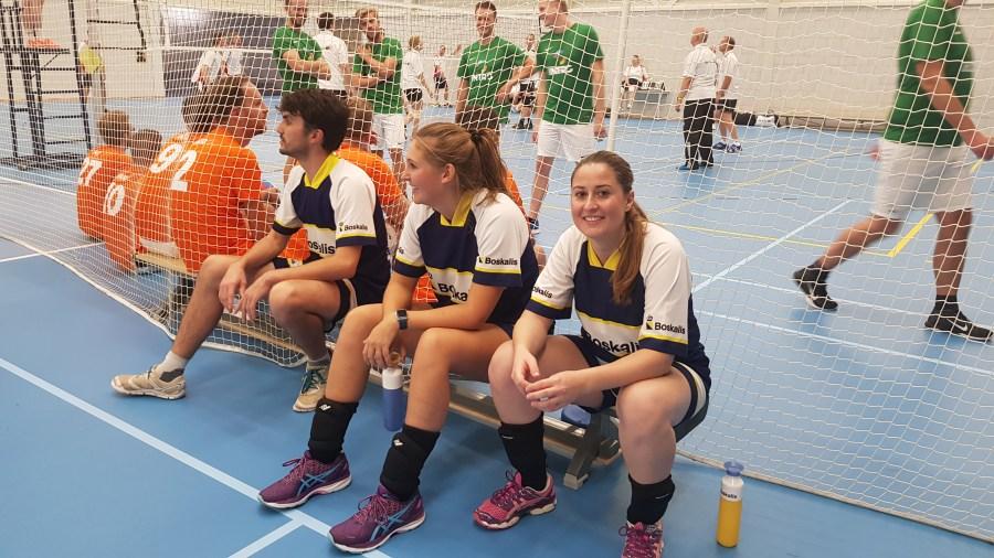 Speelschema's Sliedrecht Sport Bedrijfsvolleytoernooi bekend