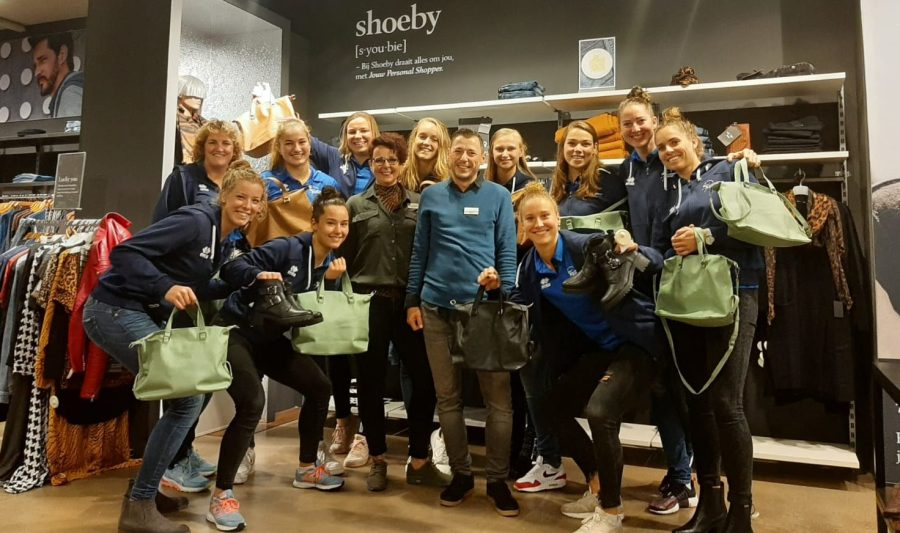 Shoeby 86e lid Business Club Sliedrecht Sport