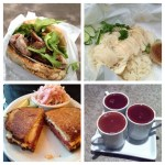 Downtown Portland, Oregon is a foodie's dream