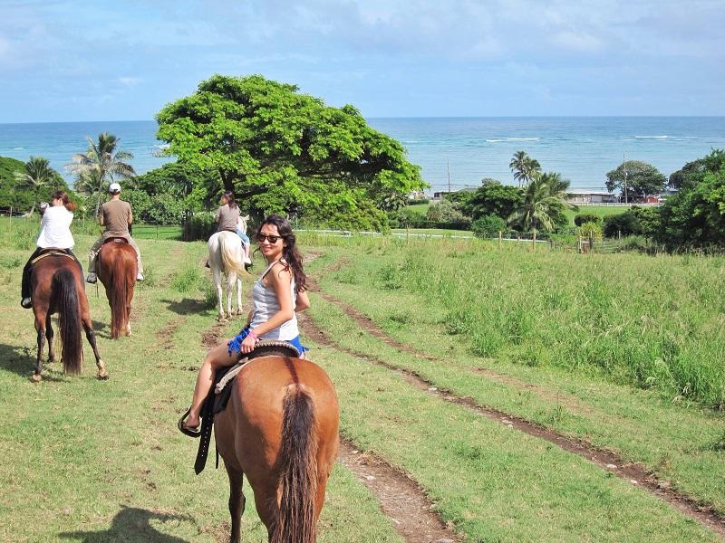 Kualoa Horseback 1