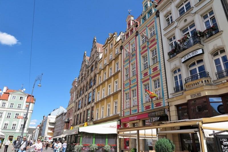 Wroclaw Market Square 3