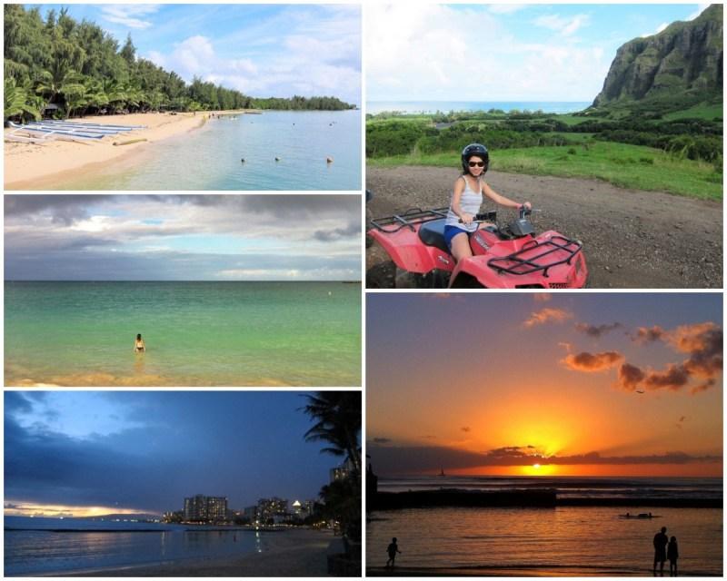 Hawaii collage 2