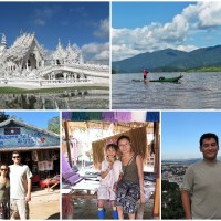 November 2014 travel re-cap: criss-crossing through Thailand