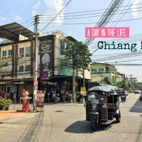 A day in the life: Nimmanhaemin, Chiang Mai