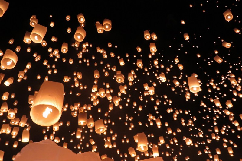 floating lanterns 3
