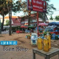 A day in the life: Siem Reap, Cambodia