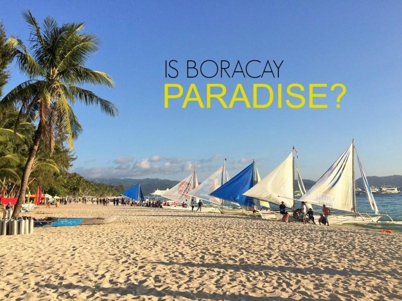 is boracay paradise