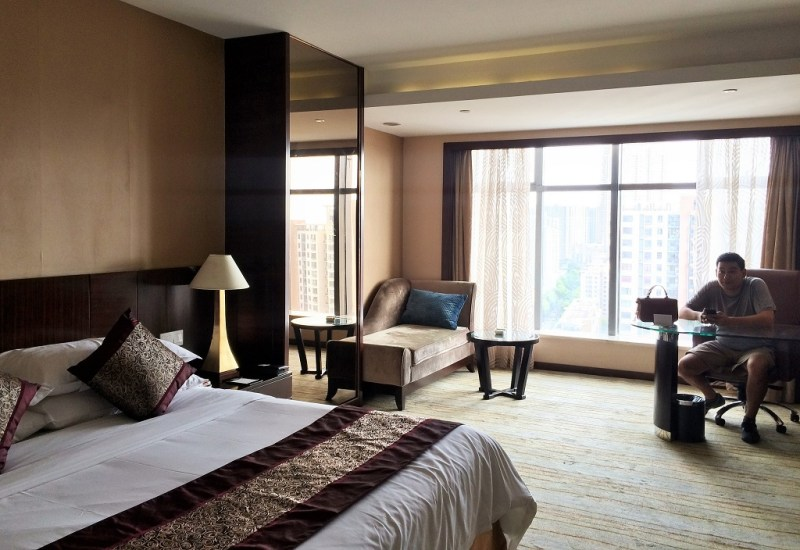 Wuhu jin ying hotel